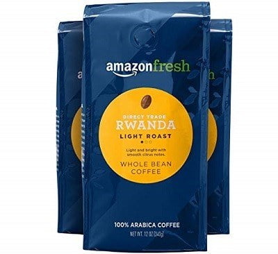 AmazonFresh Direct Trade Whole Bean Coffee