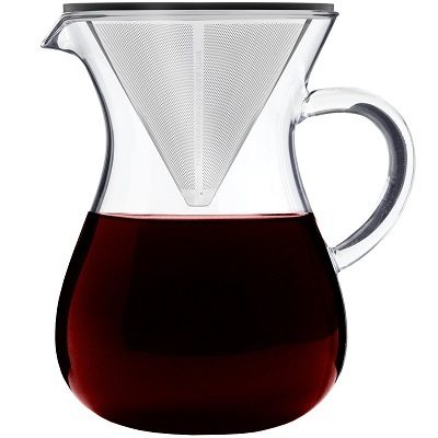 Barista Warrior Pour Over Coffee Maker Set