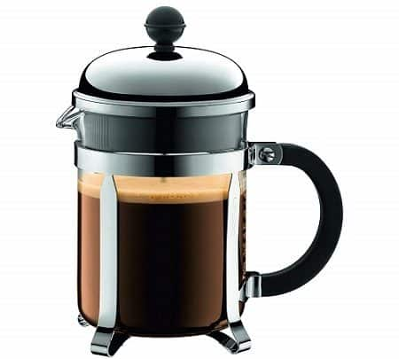 Bodum Chambord French Press 4 Cup Coffee Maker