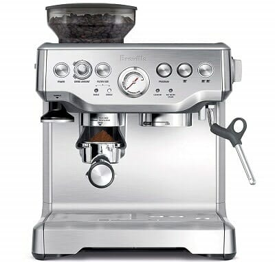 Breville BES870XL Barista Automatic Espresso Machine