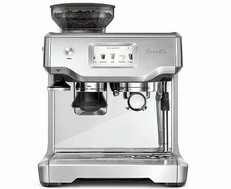 Breville BES880BSS1BUS1 Automatic Espresso Machine