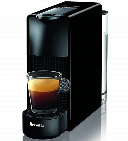 Nespresso Essenza Mini Original Machine by Breville