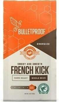 Bulletproof French Kick Premium Gourmet Coffee