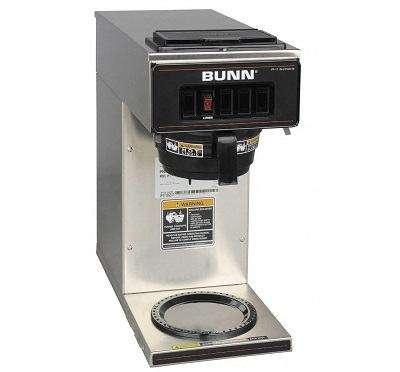 Bunn 13300.0001 VP17-1SS Coffee Maker