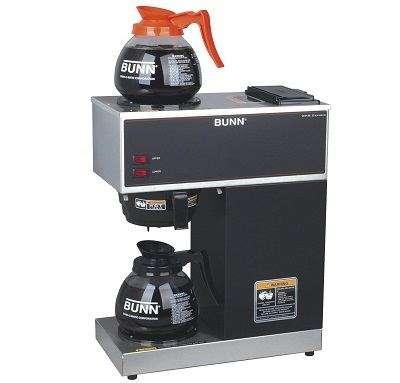 Bunn 33200.0015 VPR-2GD Commercial Coffee Maker