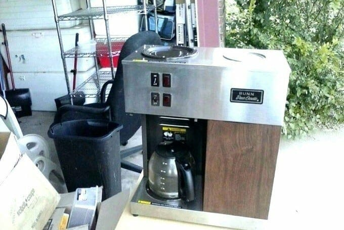 Bunn Coffee Maker Troubleshooting and Fix
