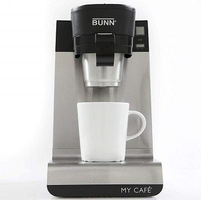 Bunn MCU Single Cup Multi-Use Home Coffee Maker