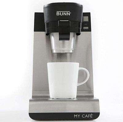 Bunn MCU Single Cup Multi-Use Home Coffee Maker