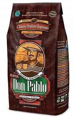Cafe Don Pablo Classic Italian Espresso Bean