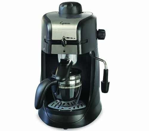 Capresso 304.01 Steam Pro Espresso Machine