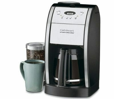 Cuisinart DGB-550BK Grind and Brew Coffee Maker