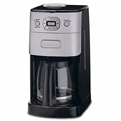Cuisinart DGB-625BC Automatic Grind and Brew Coffee Maker