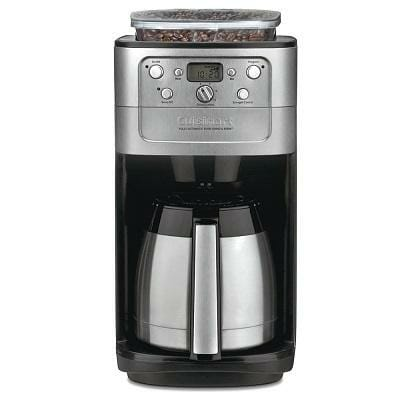 Cuisinart DGB-900BC Automatic Grind and Brew Coffee Maker