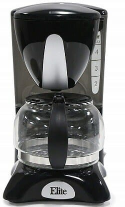Elite Cuisine EHC-2022 Maxi-Matic 4 Cup Coffee Maker