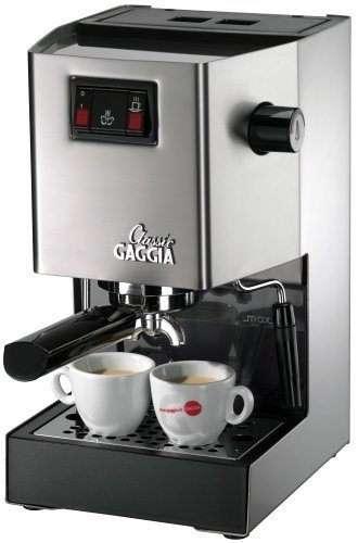 Gaggia 14101 Classic Semi-Automatic Espresso Machine
