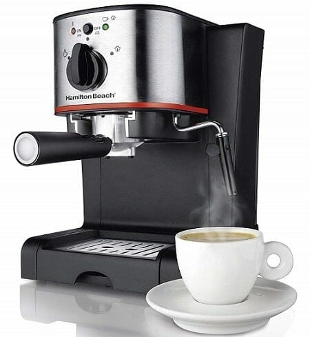 Hamilton Beach 40792 Espresso Machine