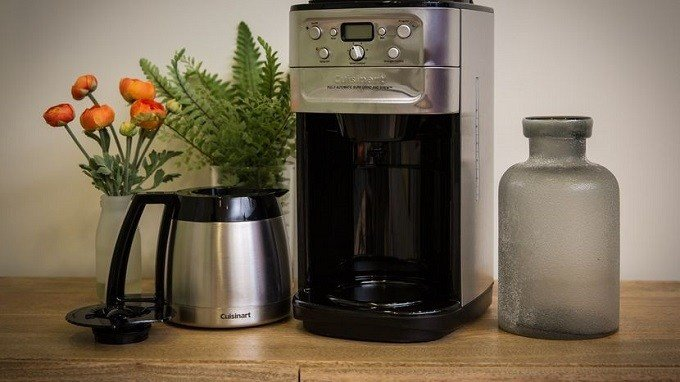 How to Buy the Best Grind and Brew Coffee Maker