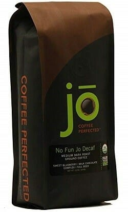 Jo Coffee Organic Ground Decaf Coffee