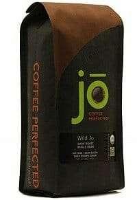 Jo Coffee Wild Jo Dark French Roast Coffee Bean