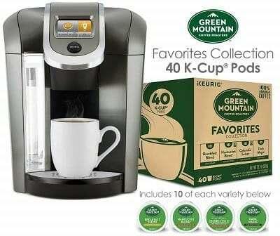 Keurig K575 Single Serve Coffee Maker