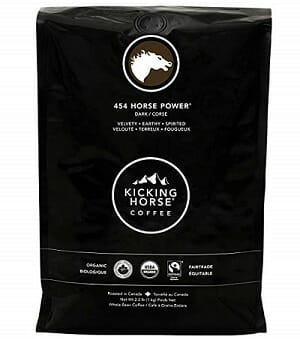 Kicking Horse Coffee Whole Bean Coffee