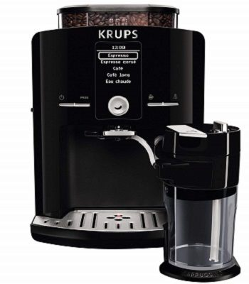 Krups EA8298 Grind and Brew Coffee Maker
