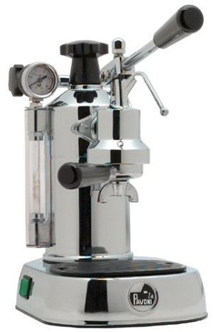 La Pavoni PC-16 Professional Manual Espresso Machine