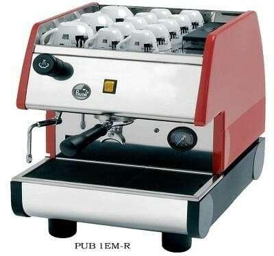 La Pavoni PUB 1EM-R Commercial Espresso Machine