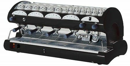 La Pavoni Volumetric Commercial Espresso Machine