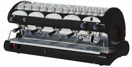 La Pavoni Volumetric Commercial Espresso Machine
