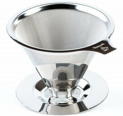 Maranello Caffé Pour Over Coffe Maker with Stand