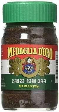 Medaglia D'Oro Espresso Instant Coffee