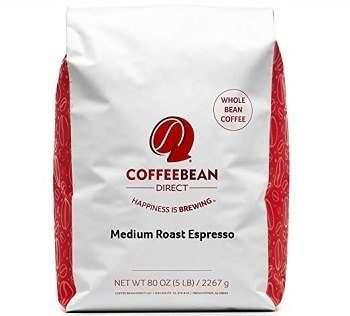 Medium Roast Espresso