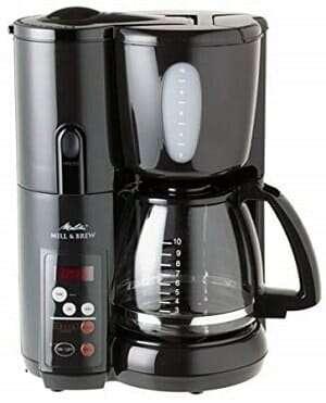 Melitta MEMB1B Mill and Brew Coffee Maker
