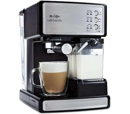 Mr.Coffee Cafe Barista Espresso Machine