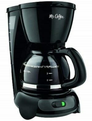 Mr.Coffee Switch 4 Cup Coffee Maker