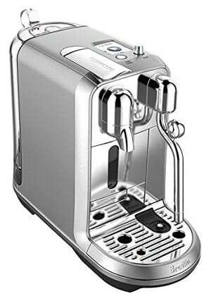 Nespresso Creatista Plus BNE800BSS Machine by Breville