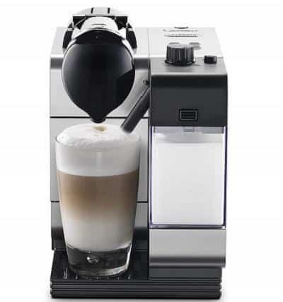Nespresso Lattissima Plus Original Machine by DeLonghi