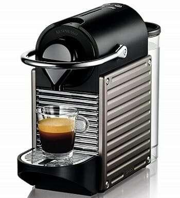 Nespresso Pixie Original Espresso Machine by Breville