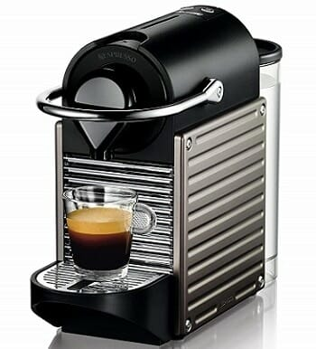 Nespresso Pixie Original Espresso Machine by Breville