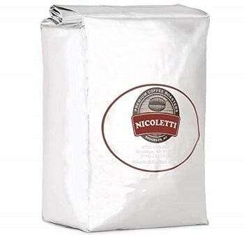 Nicoletti Coffee Espresso Roast Bean