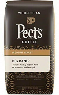 Peet's Coffee Big Bang Ethiopian Whole Bean Coffee