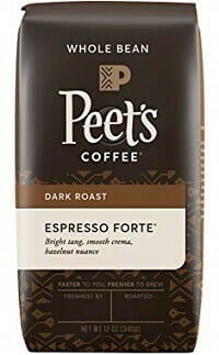 Peet's Coffee Dark Roast Espresso Bean