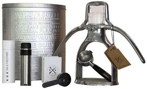 Rok Presso Manual Espresso Machine