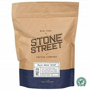 Stone Street Swiss Water Decaf Coffee