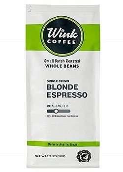 Wink Coffee Blonde Espresso Bean
