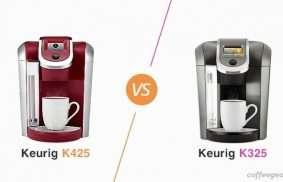 Keurig K425 vs. K525