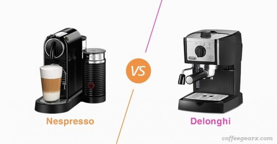 Nespresso vs. Delonghi