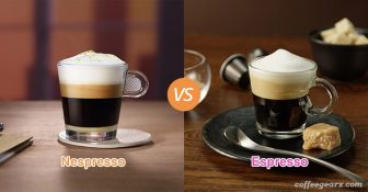 Nespresso vs. Espresso