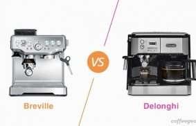 Breville vs. Delonghi
